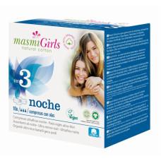 Masmi прокладки GIRL ультратонкие гигиенические для подростков 12 шт (размер 3)