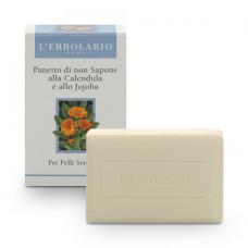 Нещелочное мыло для лица на основе Календулы и Жожоба 75г