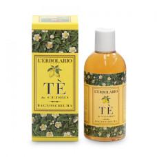 Пена для ванн - гель для душа Чай и Цитрон 250мл