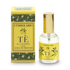 Парфюмированная вода Чай и Цитрон  Te Cedro 50мл