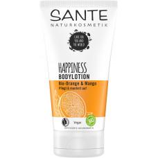 БИО-Лосьон для тела HAPPINESS Апельсин и Манго, 150мл