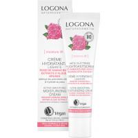 БИО-Крем для лица дневной Активное Увлажнение для сухой кожи Роза, 30мл NEW