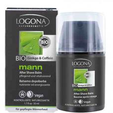 БИО-Лосьон-бальзам после бритья увлажняющий Кофеин и Гинкго 50 мл