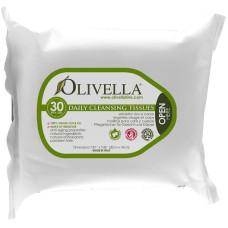 Очищающие салфетки 2в1 для лица и тела универсальные, 30шт