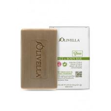 OLIVELLA Мыло для лица и тела на основе оливкового масла, 150г ЭКОНОМИЯ 23%!*