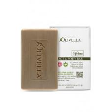 OLIVELLA Мыло для лица и тела Вербена на основе оливкового масла, 150г