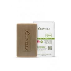 OLIVELLA Мыло для лица и тела на основе оливкового масла, 100г