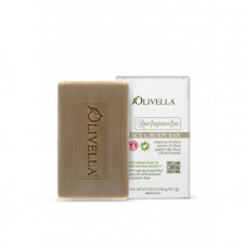 OLIVELLA Мыло для лица и тела, для чувствительной кожи, не ароматизированное, на основе оливкового масла, 100г