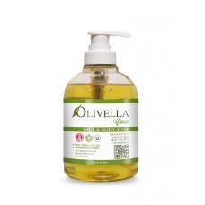 OLIVELLA Жидкое мыло для лица и тела на основе оливкового масла, 300мл