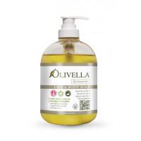 Жидкое мыло д/лица и тела, д/чувствительной кожи, не ароматизированное, на основе оливкового масла, 500мл