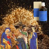 Золото, ладан, мирра в оливковом масле, Aurum-Olibanum-Myrrha Ol, 100 ml