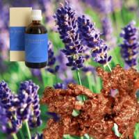 Медь, лаванда в оливковом масле Kupfer-Lavendel-l, 100 ml