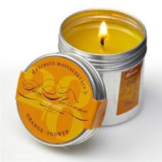 San Floriano Свеча для массажа № 28 «Апельсин и имбирь» Demeter, 70 мл