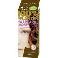 БИО-Краска-порошок для волос растительная Земля/Terra, 100г