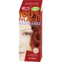 БИО-Краска-порошок для волос растительная Натуральный красный/Natural Red, 100г