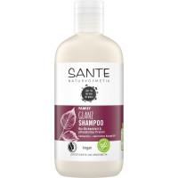 БИО-Шампунь для блеска волос Растительные протеины и Березовые листья (для всей семьи), 250мл