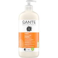 БИО-Шампунь для волос укрепляющий Апельсин и Кокос (для всей семьи), 500мл