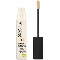 БИO-Консилер Wake-up минеральный для маскировки недостатков кожи № 01 Neutral Ivory, 8мл