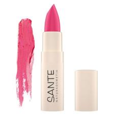 БИО-Помада для губ увлажняющая №04 Confident Pink, 4,5г