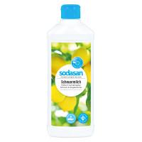 Органический очищающий универсальный крем (для плит, ванной, стеклокерамикии других деликатных поверхностей),0,5 л