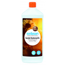Органическое универсальное моющее средство, без запаха, для чувствительной кожи, для пола 1 л