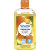 Органический концентрат-антижирдля мытья посуды и удаления стойких загрязнений Orange 0,5 л. (3 мл. = 10 л. воды)
