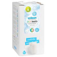 Жидкое органическое средство для стирки Color-sensitiv для чувствительной кожи от 30°, 5 л