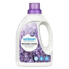Органический Смягчитель / Ополаскиватель тканей Fabric Softener ЛАВАНДА 0,75л