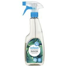 Органическое средство для ванной комнаты очищающее, 0,5 л