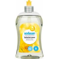 Органическое средство для мытья посуды Лимон, 0,5л